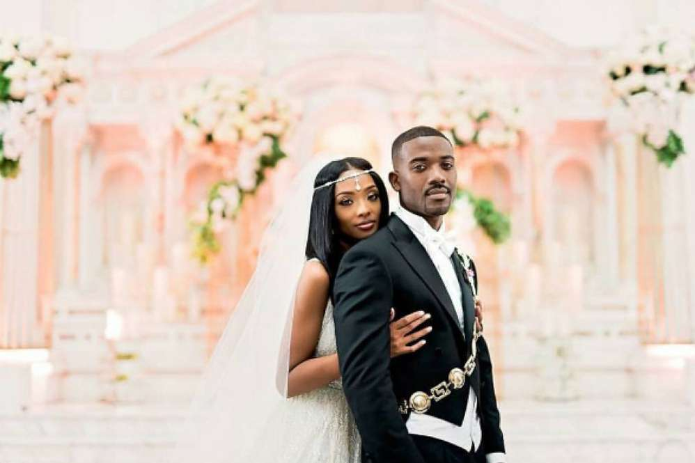 RayJ + Princess Wedding Behind The Scenes